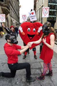 FREE PIC- Love Clean Air Campaign